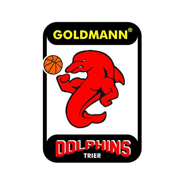 Wappen-GOLDMANN Dolphins Trier